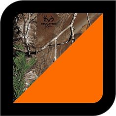 """OtterBox iPhone 6 ONLY Case – Defender Series, Retail Packaging – Realtree Xtra (Blaze/Black/Realtree Xtra) (4.7 inch)  The Assistant """"Siri"""" alone is totally worth protecting. Good thing you've got a Defender Series for iPhone 4/4S ready to keep her safe. This rugged case provides heavy duty protection from rough treatment in the worst environments. Ensure your baby avoids scratches, dust and damage with Otter Box protection. Robust, 3-layer protective case withstands drops, bumps an.."""