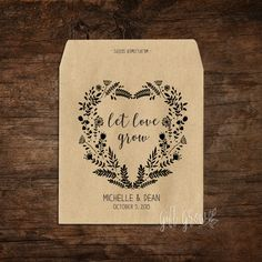 Floral Thank You Baby Girl Announcement Seed Packets Affordable Wedding Favours, Rustic Wedding Favors, Woodland Wedding, Wedding Decor, Wedding Ideas, Boho Wedding, Rose Sketch, Sunflower Bouquets, Wildflower Seeds