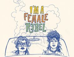 "Check out new work on my @Behance portfolio: ""THELMA & LOUISE - FEMALE REBEL"" http://be.net/gallery/49794943/THELMA-LOUISE-FEMALE-REBEL"