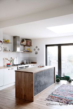 Tamsin Flower's cheerful London home