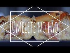 Omelete no pão - YouTube