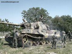 Panzerkampfwagen VII Tiger II (king tiger)
