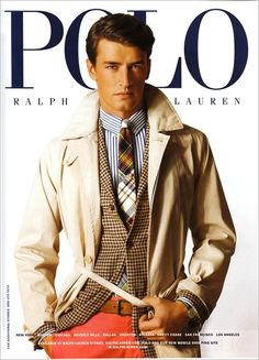 Polo Ralph Lauren Ad Campaigns