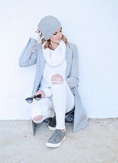 What I'm Up To Winter Whites Winter White, Hipster, Hats, Style, Fashion, Moda, Hat, Fashion Styles, Hipsters