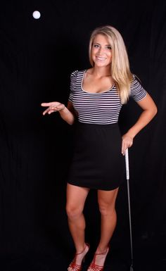 Meghan Hardin-Glamour Shot: The Sexiest Female Athletes Of 2012 Girls Golf, Ladies Golf, Meghan Hardin, Victoria Pendleton, Sexy Golf, Golf Player, Glamour Shots, Good Looking Women, Female Athletes