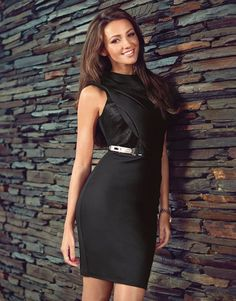 Former Coronation Street star Michelle Keegan unveils her new collection for Lipsy - Manchester Evening News Fashion Line, Girl Fashion, Style Fashion, Latest Fashion, Michelle Keegan Hair, Hottest Weather Girls, Manchester, Coronation Street, Star Wars