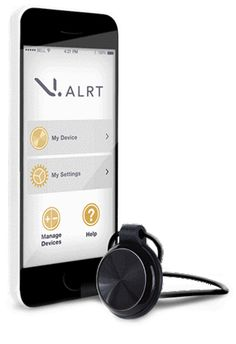 V.ALRT - Personal Alert Device. Thanks to a Facebook friend for sharing this. As Realtors we can never be too careful.Ordering this today!