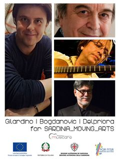 Three new works for solo guitar by three of the greatest contemporary composers. I will have the honor of performing these compositions dedicated to my land, Sardinia, in important concerts belonging to a world tour that will begin in February and will run until January of 2021.  Sardinia_Moving_Arts : COMING SOON. K Om, Classical Guitar, My Land, New Words, It Works, Composers, February, Contemporary, Musica