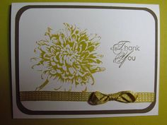 CAS Bloomin' by lutheran - Cards and Paper Crafts at Splitcoaststampers==