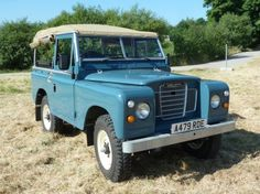 1983 Land Rover Series 3 Soft Top – Reserved by Fiona in Oxfordshire - Land Rover Centre