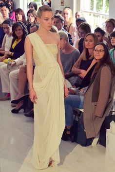 Carla Zampatti Spring/Summer 2012/13 collection.