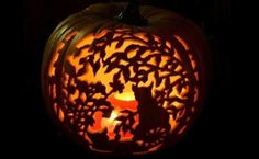 15 Unique Pumpkin Carving Ideas You Can Actually Use | It Thing!