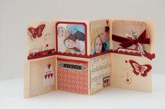 valentine folder/mini album