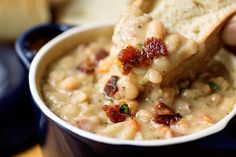 Creamy White Bean Stew