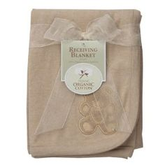 American Baby Company Embroidered Swaddle Blanket made with Organic Cotton, Mocha. Blanket material made from organic cotton. Measures X Cute teddy bear embroidered patch on one corner, great for baby shower gift. Best Baby Blankets, Baby Receiving Blankets, Swaddle Blanket, Organic Baby, Organic Cotton, Baby Shower Gifts, Baby Gifts, American Baby, Baby Comforter