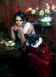 Women in art: John Michael Carter