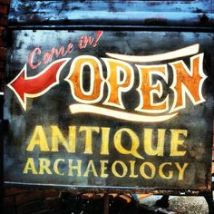 WE VISITED - ANTIQUE ARCHEOLOGY - American Pickers Vintage Retro Antique Store in Nashville :)
