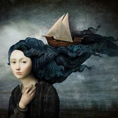 Message from the Sea by Christian Schloe
