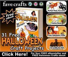 Free halloween crafts ebook halloween pinterest craft have a crafty countdown to halloween 31 free halloween craft projects ebook fandeluxe PDF
