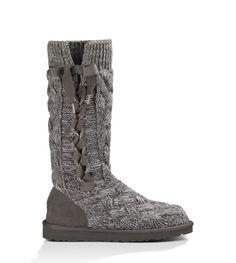 UGG® Mahalya Knit Boots for Women | UGG® Australia