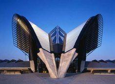 Exhibition Santiago Calatrava The Architect's Studio :: arcspace.com