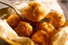 Agriturismo Podere Zollaio, Tuscany. Frittelle di Riso [Fried Rice Fritters] are traditionally served for Italian Fathers' Day in March http://www.organicholidays.co.uk/at/2493.htm