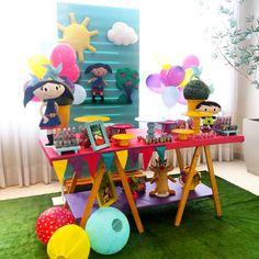 """256 Likes, 16 Comments - Pocket Party (@pocketpartymanaus) on Instagram: """"Mini festa Show da Luna para comemorar o aniversário da princesa Maria Fernanda. #pocketparty…"""""""