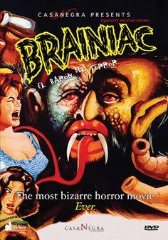 El Baron del Terror (The Brainiac) 1962 with Abel Salazar, Ariado Welter and David Silva