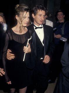 Robin Wright et Sean Penn