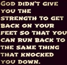 True...run away and don't look back.