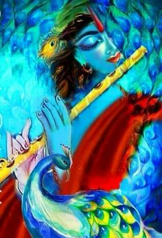 May almighty Bless you for you're Health Peace Prosperity And for you're wellness and of course for our togetherness as well 🙏 Baby Krishna, Krishna Love, Krishna Radha, Lord Krishna, Krishna Leela, Shiva, Lord Ganesha Paintings, Krishna Painting, Radha Krishna Pictures