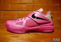 best service ba234 e3f88 Nike Zoom KD IV  Aunt Pearl  - Updated Release Info - SneakerNews.com. Nike  RetailKevin Durant ...