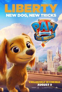 Nick Jr, Paw Patrol Film, Los Paw Patrol, Em Breve Nos Cinemas, Liberty, In Cinemas Now, Constantin Film, Paw Patrol Coloring Pages, Kino Film
