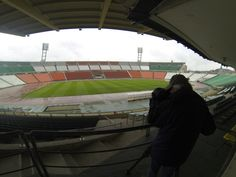Ferenc Puskas stadium in Budapest, Hungary