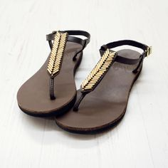 Mojave Sandal: each sandal or accessory purchased helps girls in Uganda save to attend university