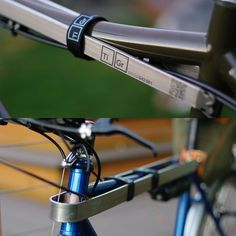 TiGr Titanium Bike Lock. $200