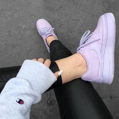Nike Air Force 1 Jester - New Nike Sneaker in Purp. Nike Air Force 1 Jester – New Nike Sneaker in Purple! Super sneaker for women – Nike Sneaker – # New Nike Sneakers, Purple Sneakers, Purple Nikes, Sneakers Fashion, Nike Heels, Men Sneakers, Nike Air Jordans, Nike Air Max, Dream Shoes