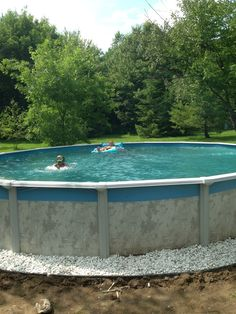 Swimming pool installation what to expect video 2 of 2 on how to above ground pool solutioingenieria Image collections