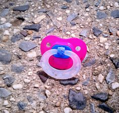 Spit the Passie - Have your guests line up and give each a pacifier to put in their mouth. Whoever spits the pacifier the farthest wins a prize.