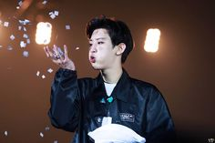 Chanyeol ~ EXO PLANET#2 - The EXO'luXion in Hong Kong Day 2 | He looks like a kid, as usual^^