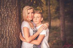 """Heute durfte ich """"Mama&Sohn"""" in Bildern festhalten... War sehr lustig mit den beiden :) by kacy - makeup & photo"""