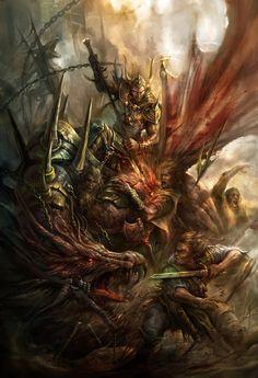 Dragon Rider by derrickSong on DeviantArt