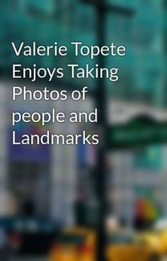 #wattpad #short-story Valerie Topete is an amateur photographer who enjoys taking photos of people and landmarks in New York City. She works in the city as a bike courier so she gets to see parts of the city that many other people don't. She loves to capture photos of great views and share them with others. Many of her...