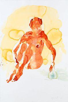 eric fischl watercolors - Buscar con Google