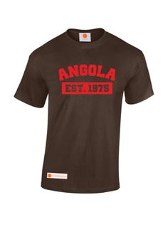 Through the Angola war of independence. Angola gained independence from Portugal on West African Countries, Tees, Clothing, Mens Tops, 30 September, Collection, Britain, Fashion, Outfits