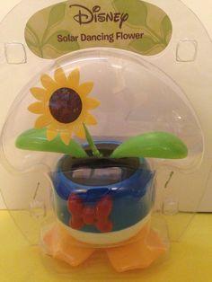 Disney Discovery- Disney Solar Dancing Flowers