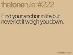 (1) anchor quote | Tumblr