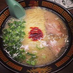 Life changing ramen! A must have in Japan.