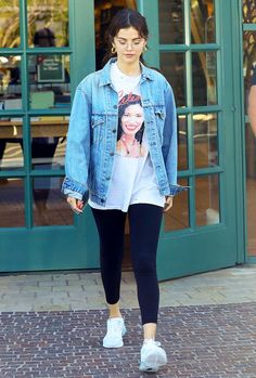Selena Gomez's style just keeps getting better. See her best outfits ever, here.