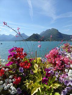 TALLOIRES LAC D ANNECY 2016 Lake Annecy, Alpine Lake, Dancing, Photos, France, God, Paris, Mountains, Nature